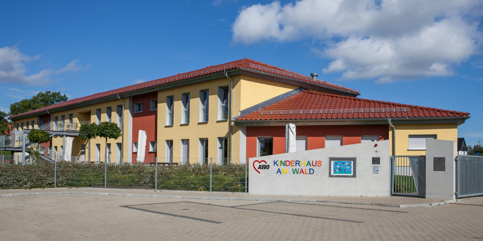 "KITA ""Hummelburg"" Großpostwitz | Arbeiterwohlfahrt Bautzen"
